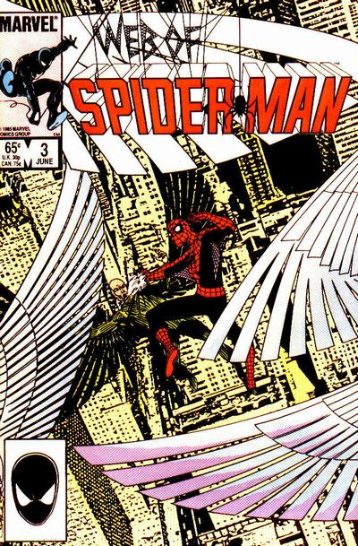 Web of Spider-Man Vol 1 3