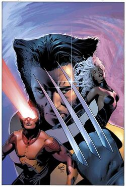 X-Men The End Vol 1 1 Textless.jpg