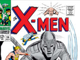 X-Men Vol 1 34