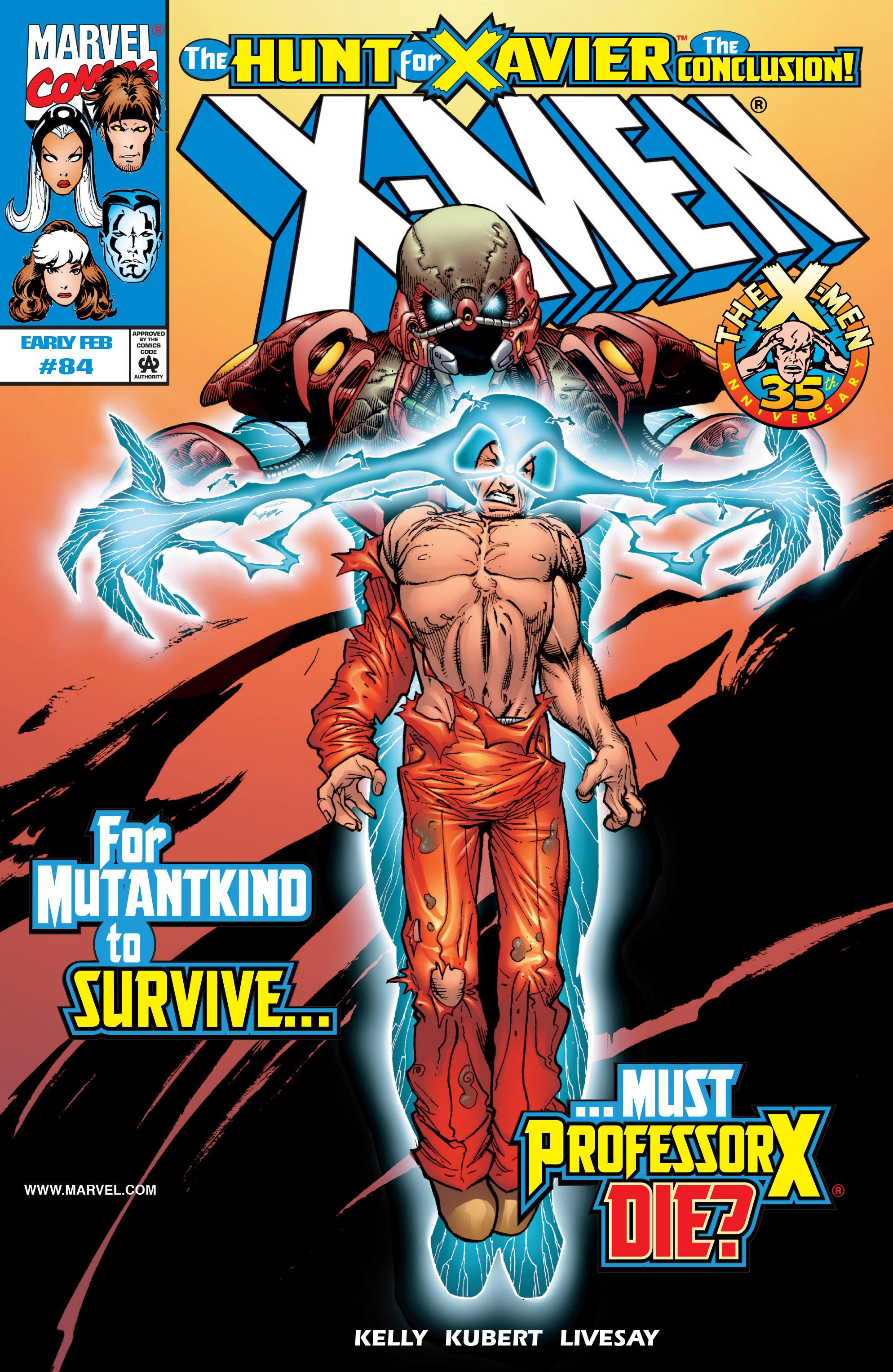 X-Men Vol 2 84