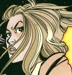 Abigail Harkness (Earth-616)