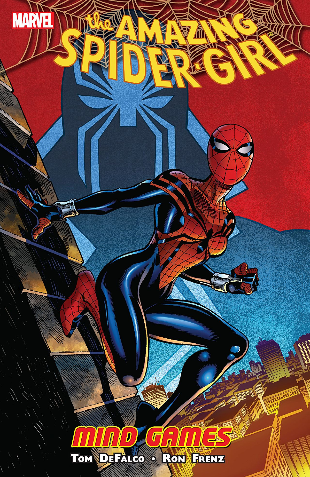 Amazing Spider-Girl TPB Vol 1 3: Mind Games