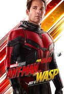 Ant-Man and the Wasp (film) poster 007