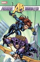 Avengers Thunderbolts TPB Vol 1 1 The Nefaria Protocols