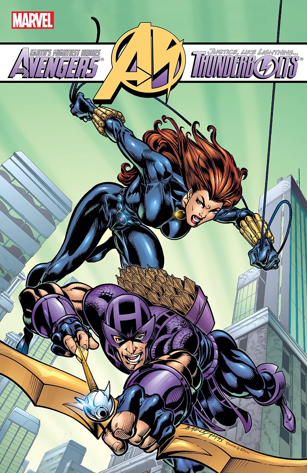 Avengers/Thunderbolts TPB Vol 1 1: The Nefaria Protocols