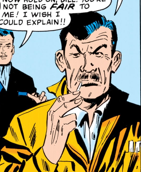 Bill Segrist (Earth-616) from Tales of Suspense Vol 1 50 001.png