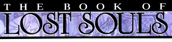 Book of Lost Souls TPB Vol 1