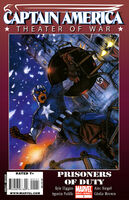 Captain America Theater of War Prisoners of Duty Vol 1 1