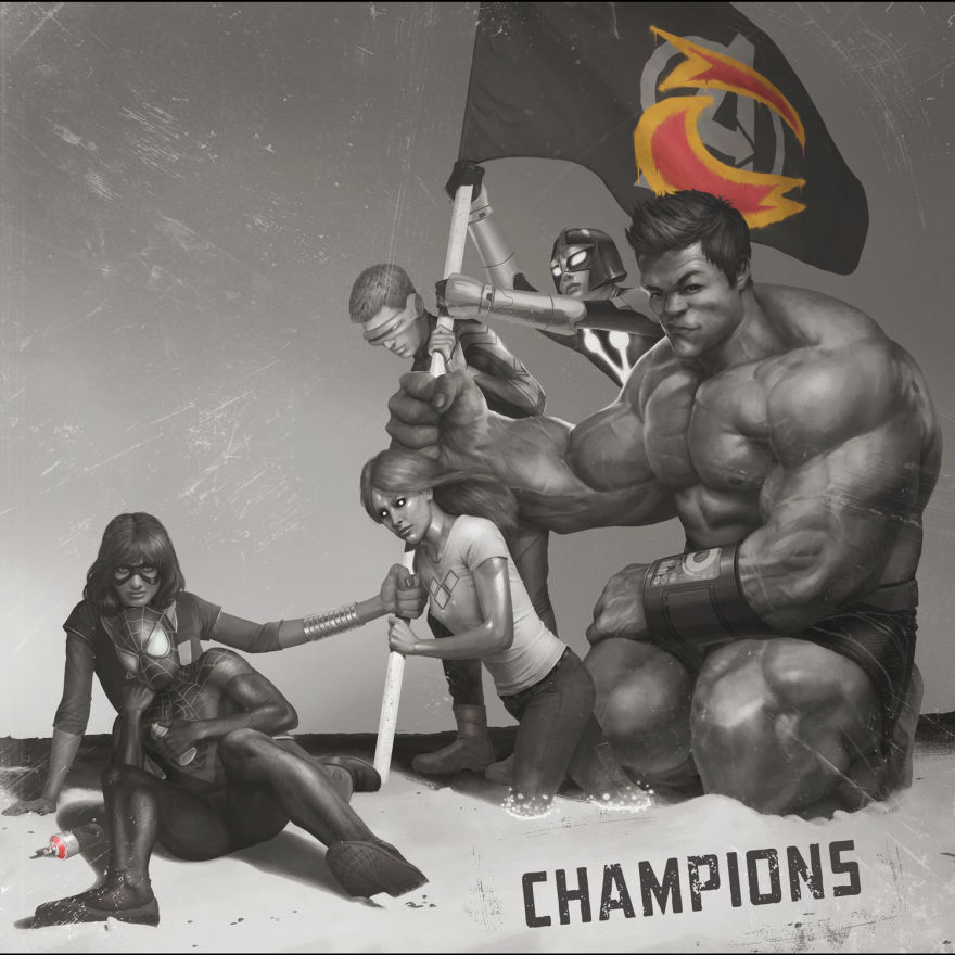 Champions Vol 2 1 Hip-Hop Variant Textless.jpg