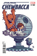Chewbacca Vol 1 1 Young Variant