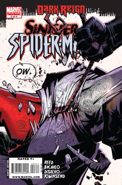 Dark Reign: Sinister Spider-Man Vol 1 3