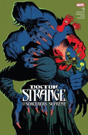 Doctor Strange and the Sorcerers Supreme Vol 1 9.jpg
