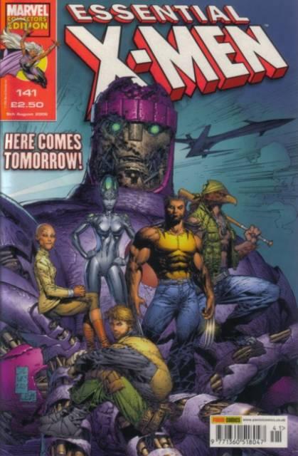 Essential X-Men Vol 1 141