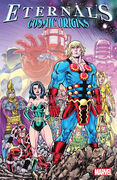 Eternals Cosmic Origins Vol 1 1