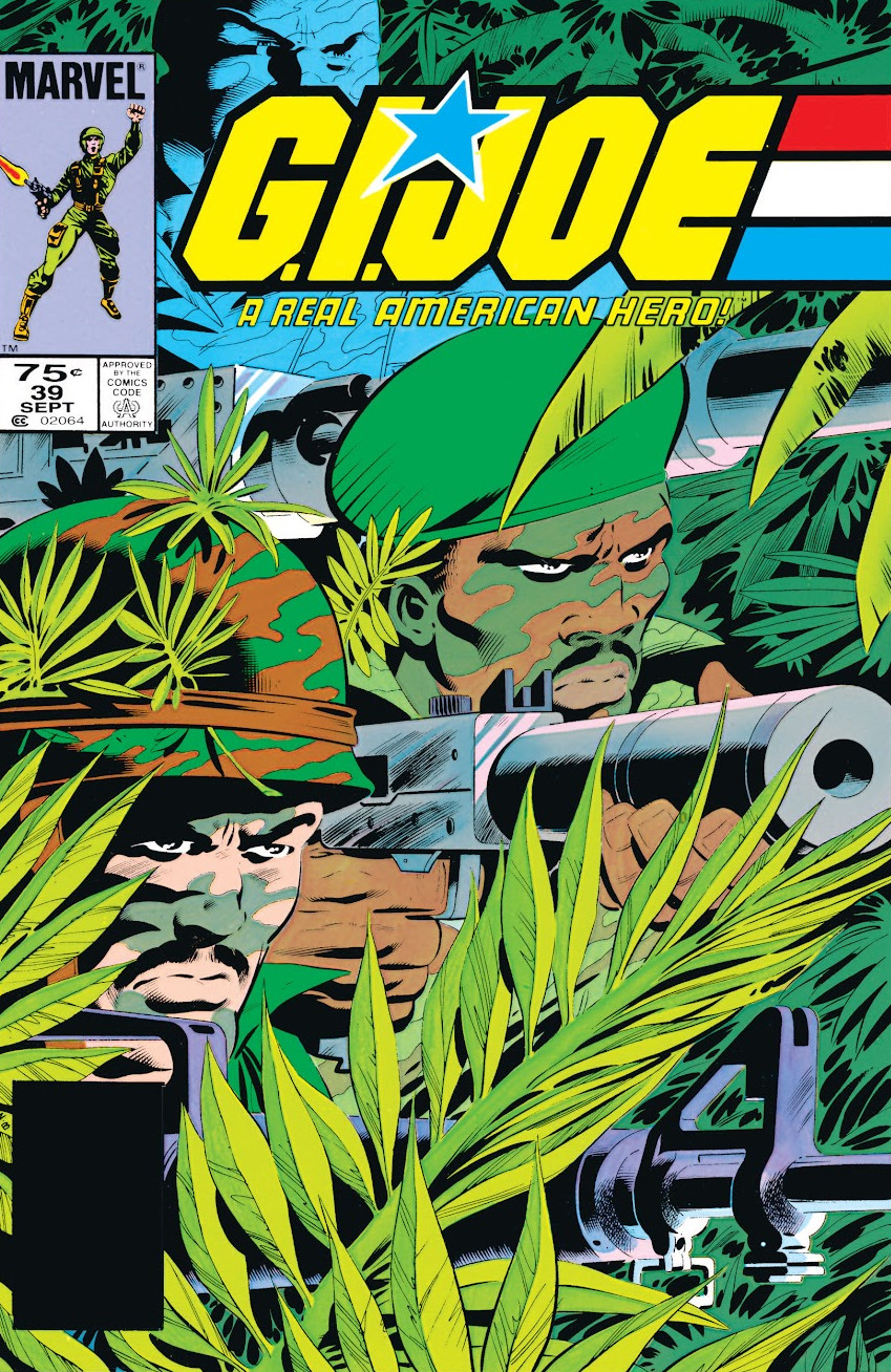 G.I. Joe: A Real American Hero Vol 1 39