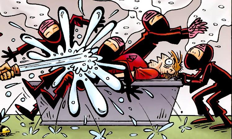 Hand (Earth-42015) What If Daredevil Vs. Elektra Vol 1 1.jpg