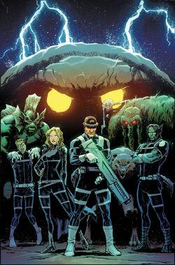 Howling Commandos of S.H.I.E.L.D. Vol 1 3 Marquez Variant Textless.jpg