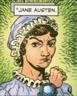 Jane Austen (Earth-616)