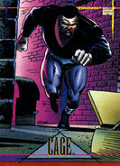 Luke Cage (Earth-616) from Marvel Universe Cards Series IV 0001