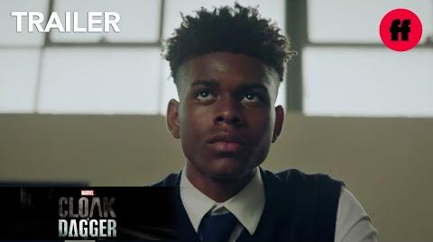 Marvel's Cloak & Dagger Poison Trailer Freeform