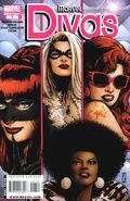Marvel Divas Vol 1 1 1970's Variant