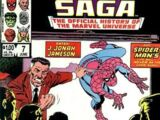 Marvel Saga the Official History of the Marvel Universe Vol 1 7