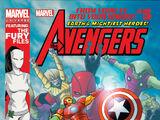 Marvel Universe: Avengers - Earth's Mightiest Heroes Vol 1 5