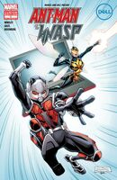 Marvel and Dell Present Ant-Man & Wasp Vol 1 1