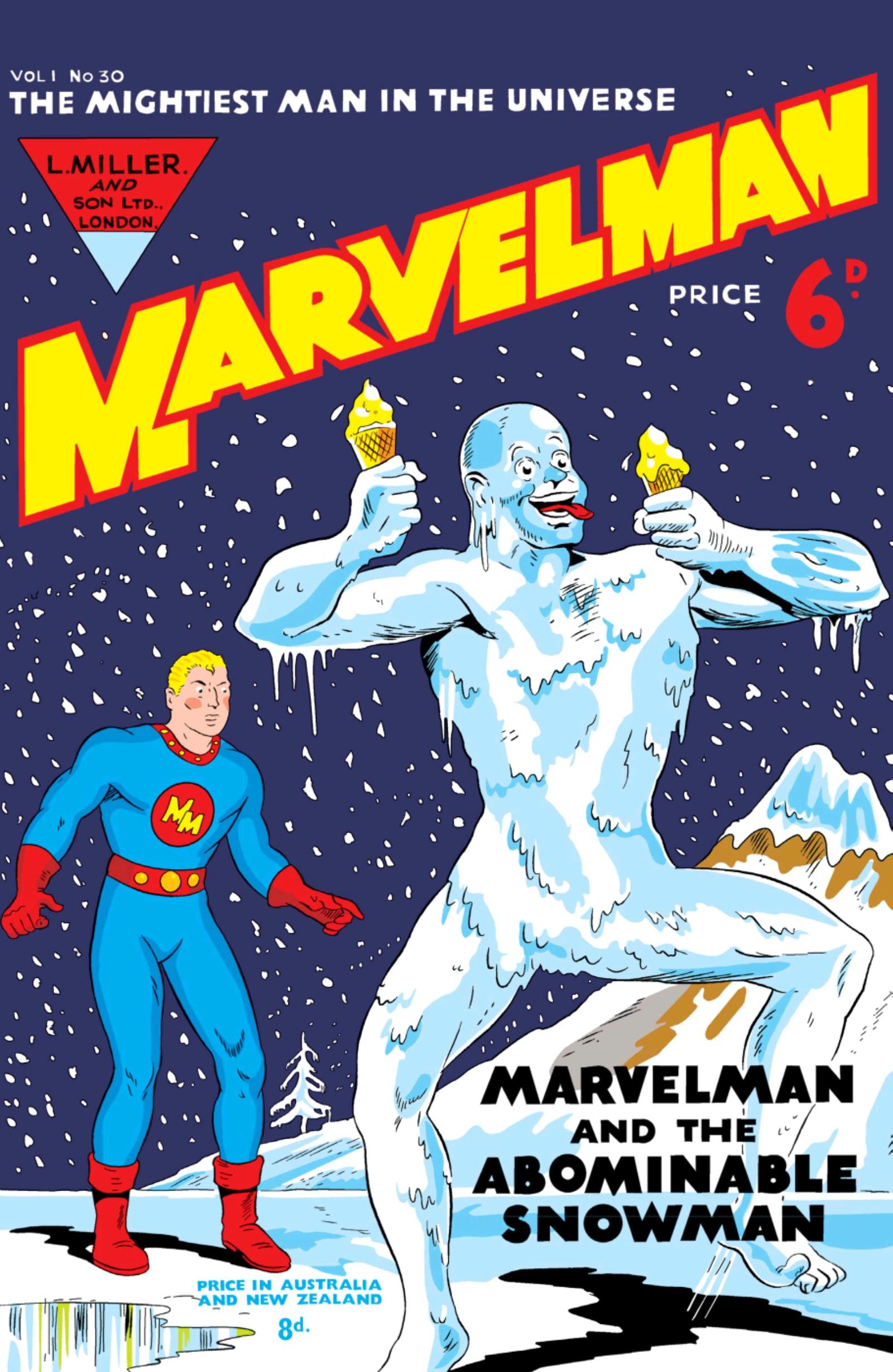 Marvelman Vol 1 30