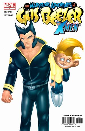 Marvelous Adventures of Gus Beezer X-Men Vol 1 1.jpg