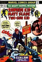 Mighty Marvel Western Vol 1 31