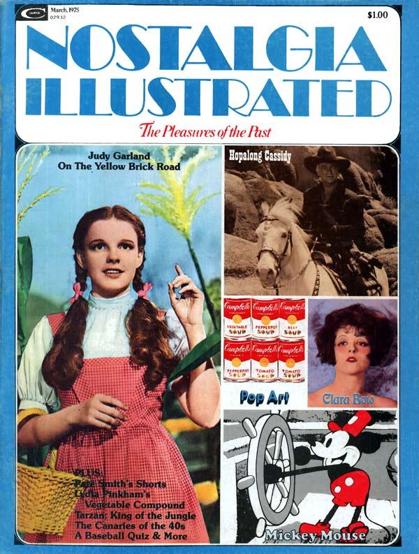 Nostalgia Illustrated Vol 2 3