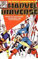 Official Handbook of the Marvel Universe Vol 1 15
