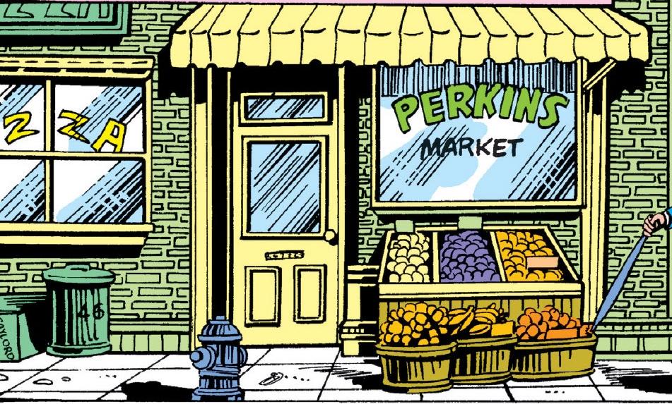 Perkins Market/Gallery