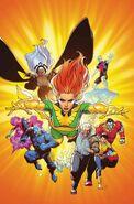Phoenix Resurrection The Return of Jean Grey Vol 1 5 Textless