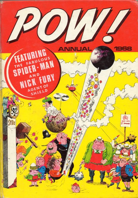 Pow! Annual Vol 1 1