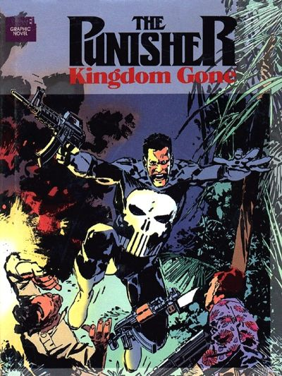 Punisher, Kingdom Gone Vol 1