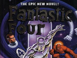 Fantastic Four: Redemption of the Silver Surfer (novel)