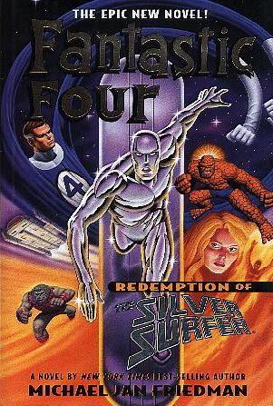 Fantastic Four: Redemption of the Silver Surfer (novel)