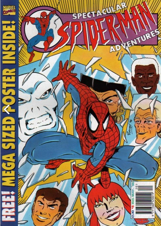 Spectacular Spider-Man (UK) Vol 1 8