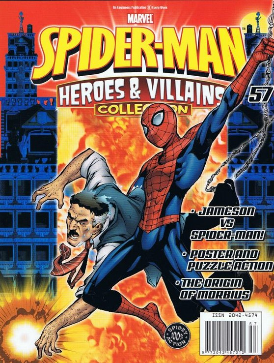 Spider-Man: Heroes & Villains Collection Vol 1 57
