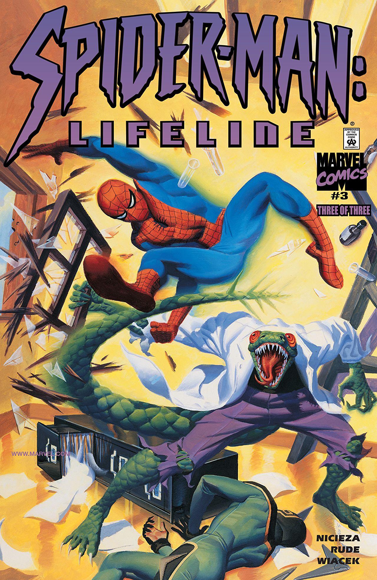 Spider-Man: Lifeline Vol 1 3