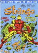 Strange (FR) Vol 1 2