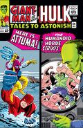 Tales to Astonish Vol 1 64