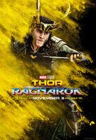Thor Ragnarok poster 010