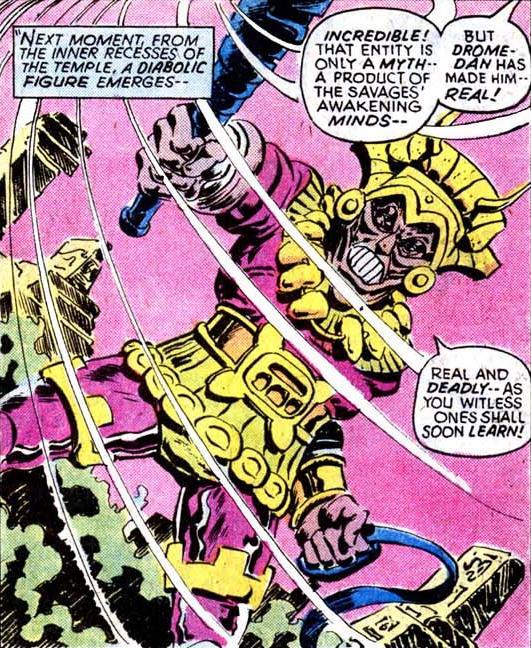 Thunder (Deviant) (Earth-616)