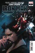 Tony Stark Iron Man Vol 1 1