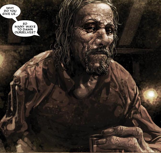 Travis Parham (Earth-616)