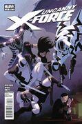 Uncanny X-Force Vol 1 4