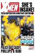 Uncanny X-Men Vol 1 397